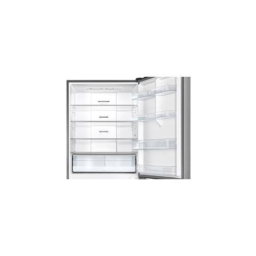 Bertazzoni - 31 inch Freestanding Bottom Mount Refrigerator Stainless Steel