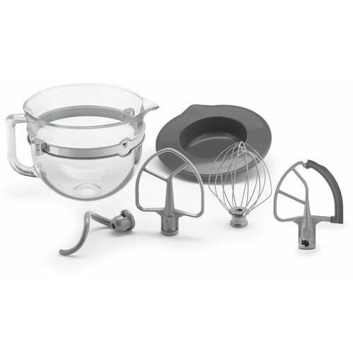 KitchenAid Canada - F-Series 6-Quart Glass Bowl Accessory Bundle - Other