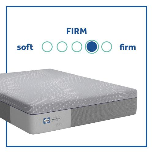 Sealy - Lacey - Firm - Foam - King