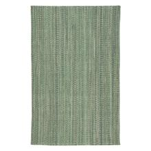 "Worthington Seafoam - Vertical Stripe Rectangle - 24"" x 36"""