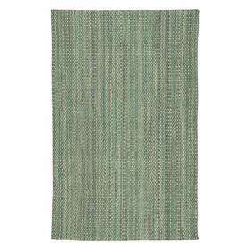 "Worthington Seafoam - Vertical Stripe Rectangle - 24"" x 36"""