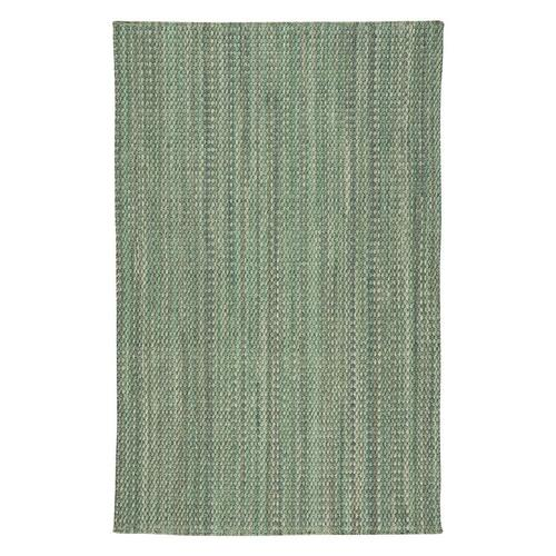 "Capel Rugs - Worthington Seafoam - Vertical Stripe Rectangle - 24"" x 36"""