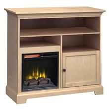 See Details - FT46C Extra Tall Fireplace Custom TV Console