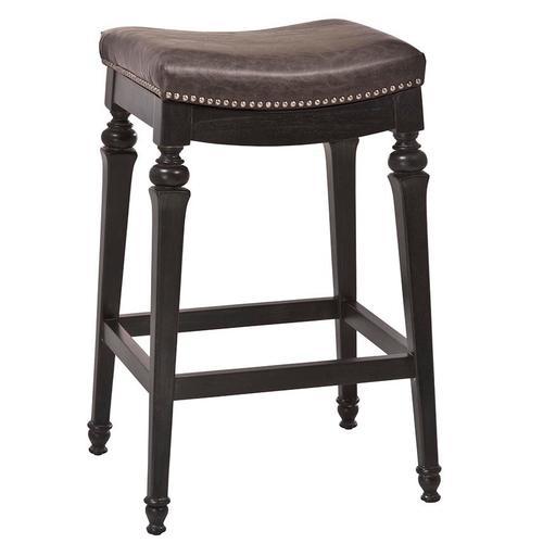 Product Image - Vetrina Backless Bar Stool - Black