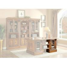 HUNTINGTON Executive Left Desk Pedestal