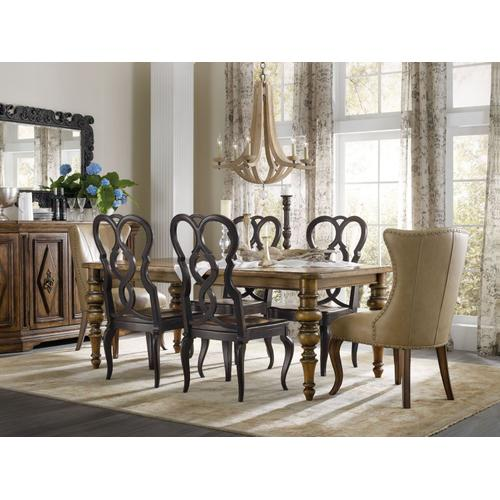 Dining Room Leather Dining Chair