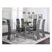 Valencia 40x60 Charcoal 7pc Set Product Image
