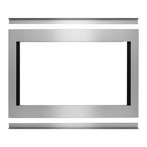 "Whirlpool30"" Traditional Convection Microwave Trim Kit"