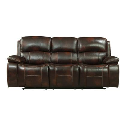 See Details - Power Double Reclining Sofa with USB Ports