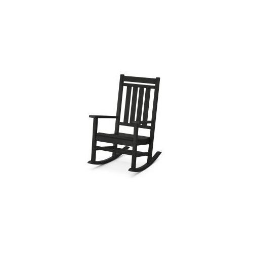 Polywood Furnishings - Estate Rocking Chair in Black