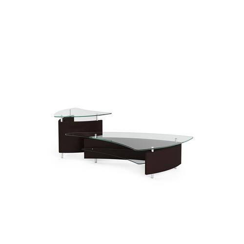 BDI Furniture - Fin 1110 End Table in Espresso