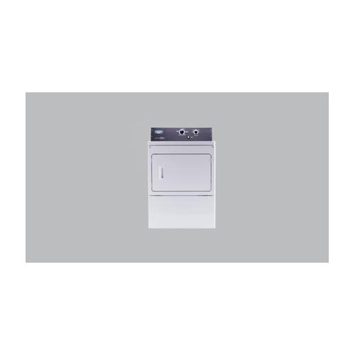 7.4 cu. ft. Commercial-Grade Residential Electric Dryer White