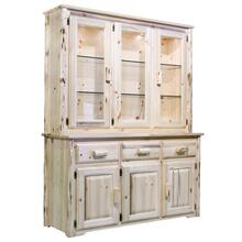 See Details - Montana Collection China Hutch with Sideboard