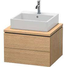 Vanity Unit For Console, European Oak (decor)