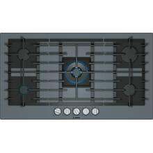 Benchmark® Gas Cooktop 36'' dark silver NGMP677UC