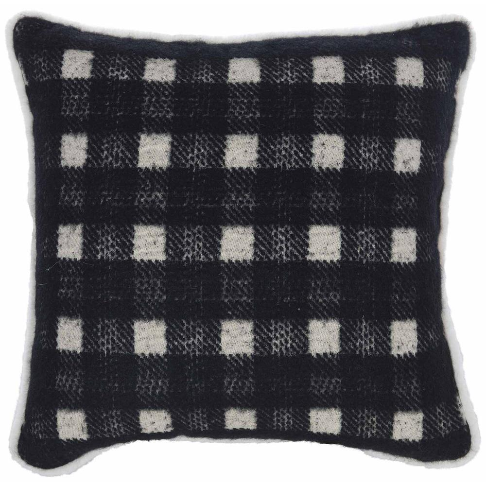 """See Details - Decorative Pillows Knife Edge Square w/welt (22"""" x 22"""")"""