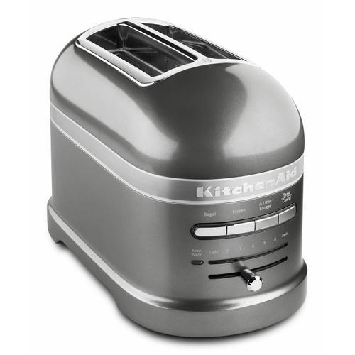 KitchenAid Canada - Pro Line® Series 2-Slice Automatic Toaster - Medallion Silver