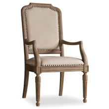 Dining Room Corsica Uph Arm Chair - 2 per carton/price ea