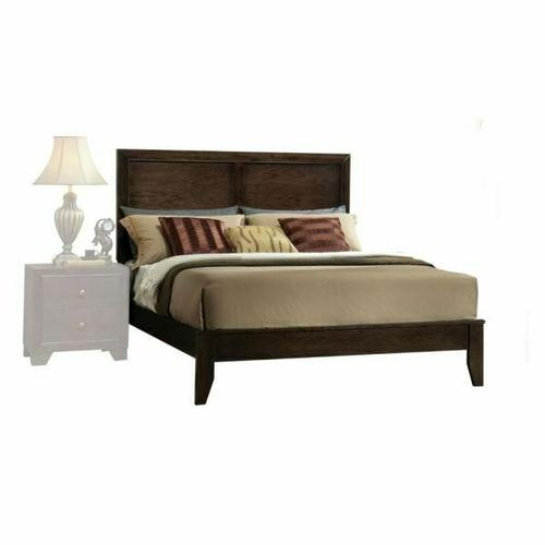 ACME Madison California King Bed - 19564CK - Espresso
