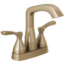 Champagne Bronze Centerset Faucet