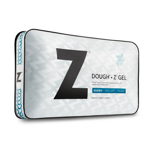 Dough + Z Gel Queen High Loft Plush