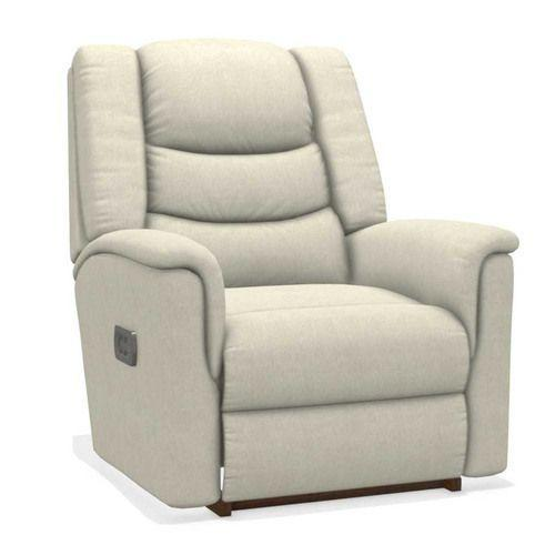 Murray Power Rocking Recliner w/ Head Rest and Lumbar