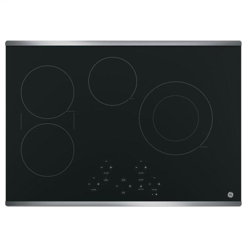 "®30"" Built-In Touch Control Electric Cooktop"