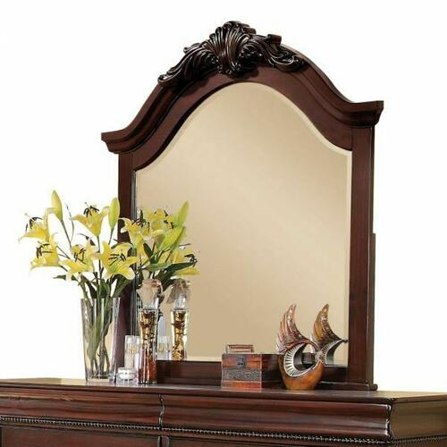 ACME Gwyneth Mirror - 21884 - Cherry