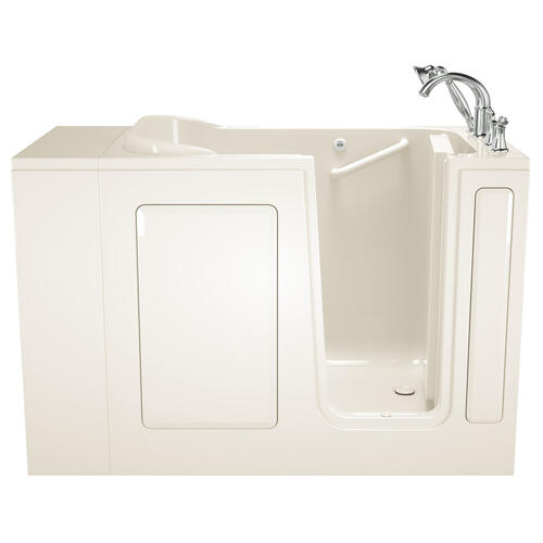 Gelcoat Value Series 28x48-inch Walk-in Soaking Tub  American Standard - Linen