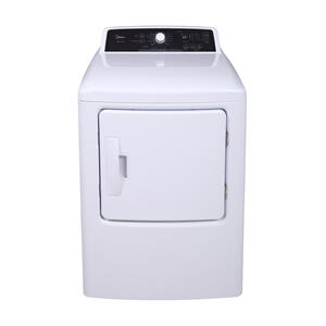 Midea6.7 Cu. Ft. Front Load Gas Dryer