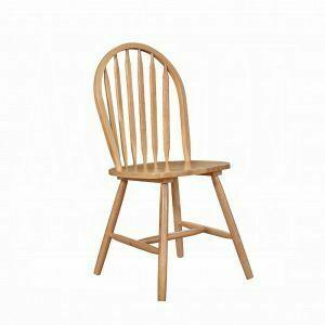 ACME Farmhouse Side Chair (Set-4) - 02482N - Natural