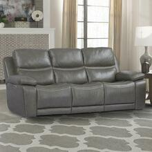 PALMER - GREIGE Power Sofa