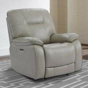 AXEL - PARCHMENT Power Recliner Product Image