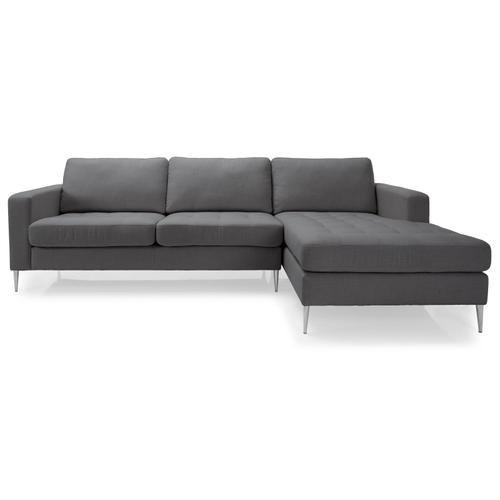 Decor-rest - Paris LHF Sofa Grey
