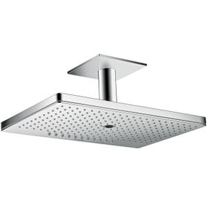 Chrome Overhead shower 460/300 3jet with ceiling connection Product Image