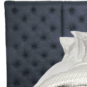 ZOEY - STORM Headboard Side Panels