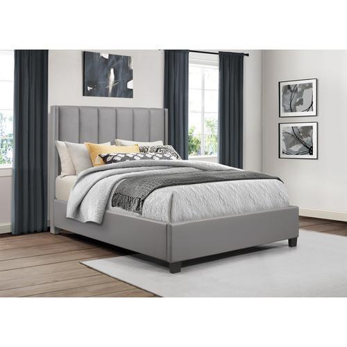Homelegance - Eastern King Platform Bed