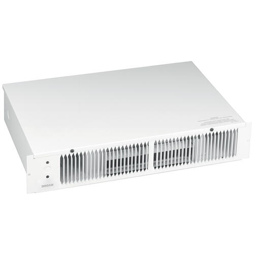 Broan - Broan® Kickspace Heater, 1500W 240VAC, 750/1500 W 120 VAC
