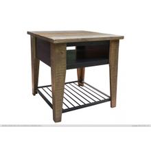 See Details - End Table