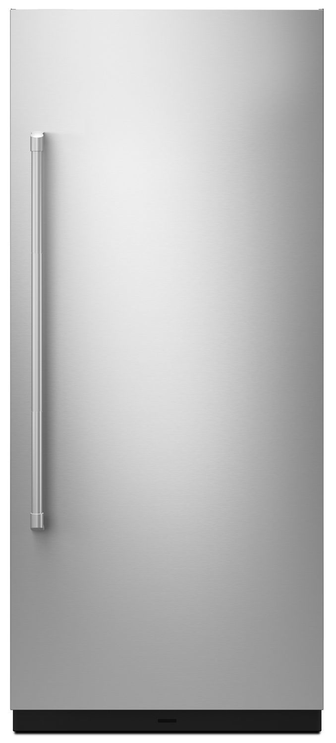"""Pro-Style® 36"""" Built-In Column Panel Kit - Right-Swing Pro Style Stainless"""