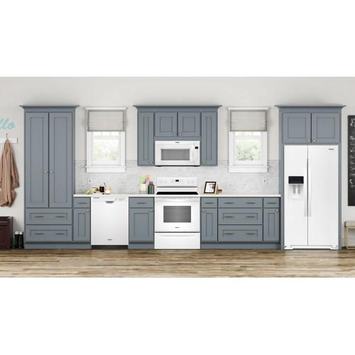 Whirlpool Canada - 5.3 cu. ft. Freestanding Electric Range with Fan Convection Cooking