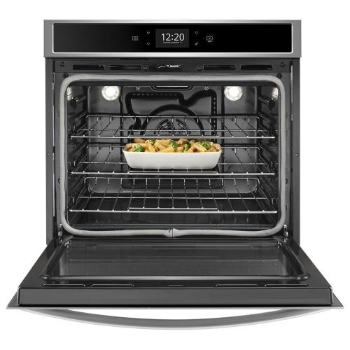 Whirlpool Canada - 4.3 cu. ft. Smart Single Wall Oven with True Convection Cooking