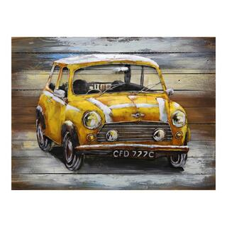 Euro Car Wall Decor