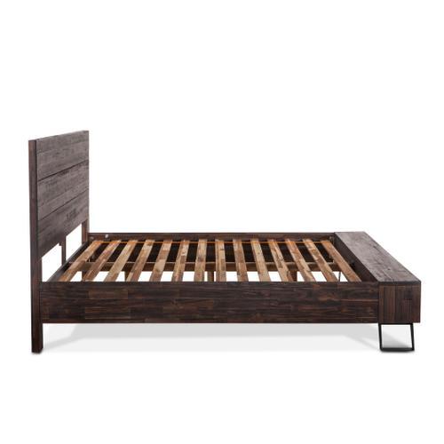Product Image - Urban Loft Queen Bed Dark Brown