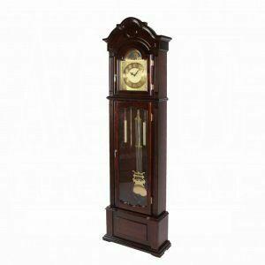 ACME Sebastian Grandfather Clock - 01402 - Dark Walnut