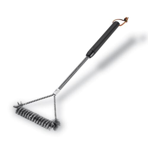 21 inch Three-Sided Grill Brush