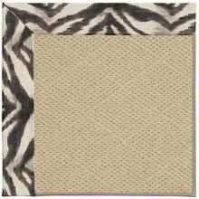 Creative Concepts-Cane Wicker Tigress Zinc Machine Tufted Rugs