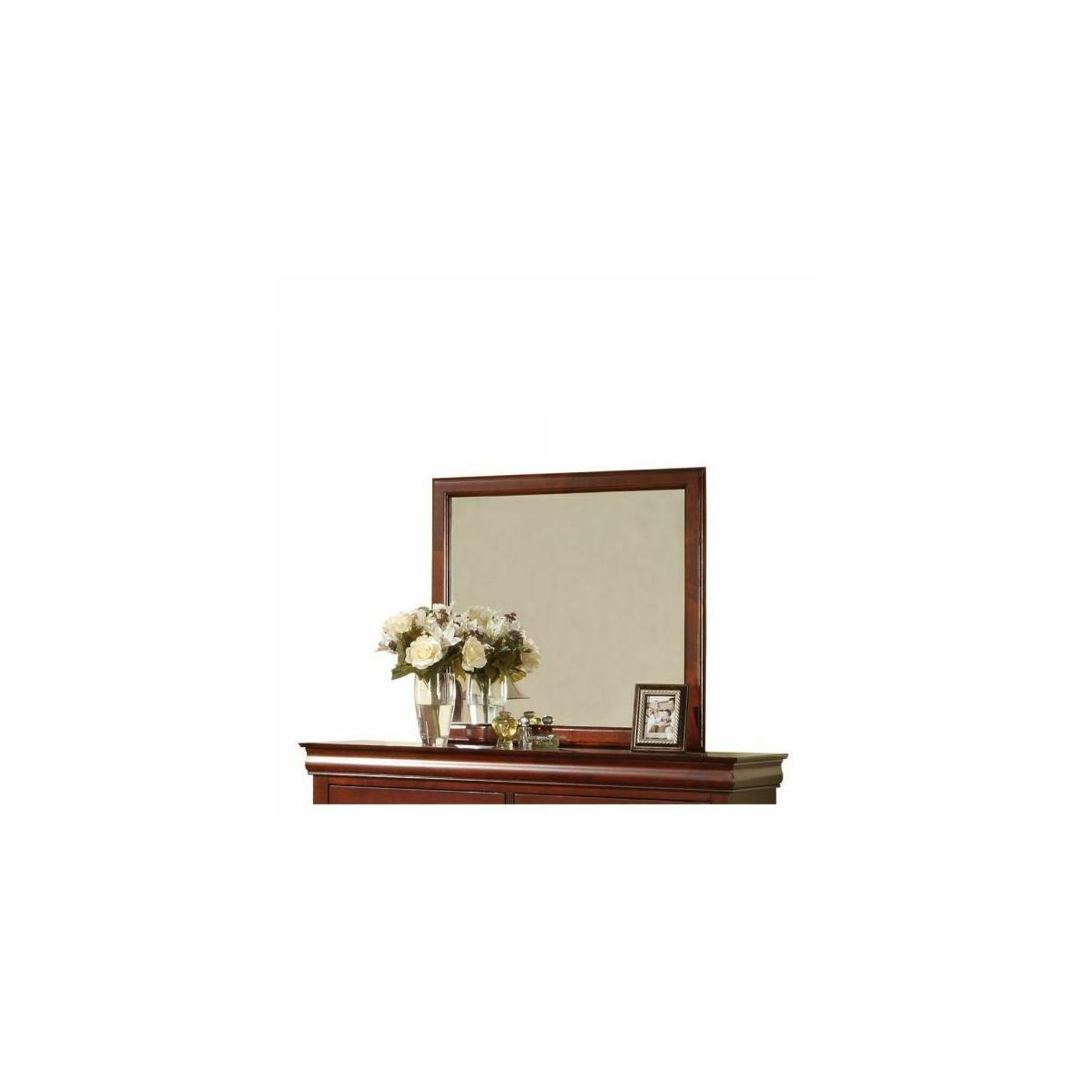 See Details - Louis Philippe III Mirror