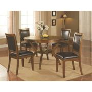 Nelms Casual Deep Brown Dining Chair Product Image