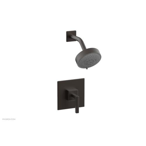 MIX Pressure Balance Shower Set - Lever Handle 290-22 - Oil Rubbed Bronze